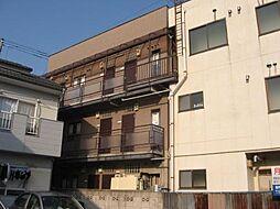 埼玉県さいたま市浦和区前地2丁目の賃貸マンションの外観