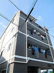 大阪府守口市佐太中町4丁目の賃貸マンションの外観