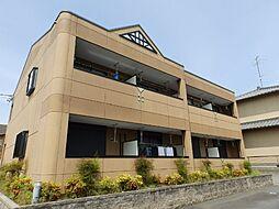 三重県鈴鹿市高岡台3丁目の賃貸アパートの外観