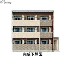 名鉄名古屋本線 栄生駅 徒歩9分の賃貸アパート