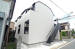 AXIS南柏[2階]の外観