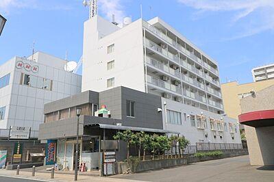 外観,2LDK,面積51.2m2,賃料6.8万円,JR常磐線 水戸駅 徒歩15分,,茨城県水戸市大町