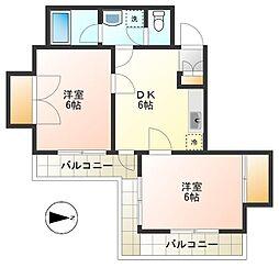 h547[2階]の間取り