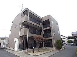 ラフィネアルブル[2階]の外観