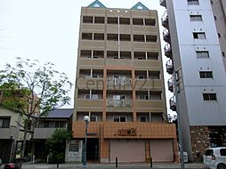 兵庫県川西市小戸1丁目の賃貸マンションの外観