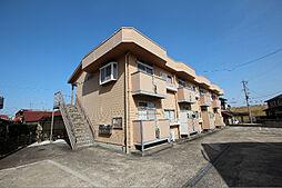 愛知県名古屋市中川区大当郎3丁目の賃貸マンションの外観