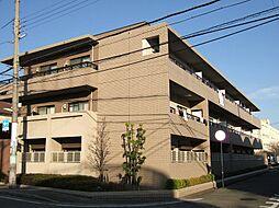 兵庫県尼崎市若王寺3丁目の賃貸マンションの外観