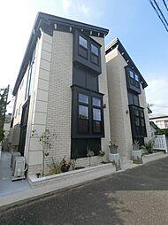 千葉県千葉市美浜区磯辺1丁目の賃貸アパートの外観