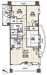 レクセルマンション福生 3階