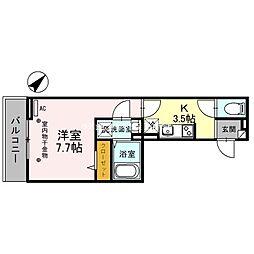 埼玉高速鉄道 浦和美園駅 徒歩12分の賃貸アパート
