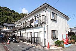 水島臨海鉄道 弥生駅 徒歩25分の賃貸アパート