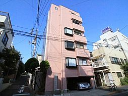 東京都北区西ヶ原3丁目の賃貸マンションの外観