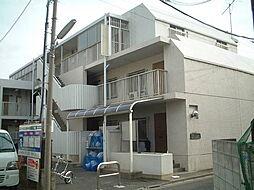 東京都中野区上高田3丁目の賃貸マンションの外観