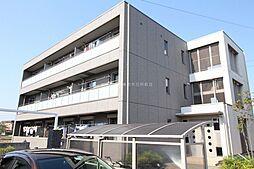 岡山県倉敷市西中新田丁目なしの賃貸マンションの外観