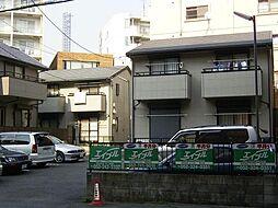 愛知県名古屋市中区千代田3丁目の賃貸アパートの外観