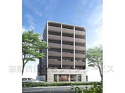 ベラジオ五条堀川III101[1階]の外観