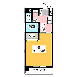 E−HOUSE[2階]の間取り