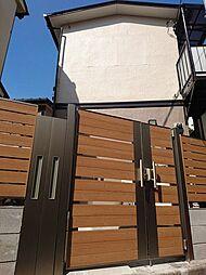 仮称K-House 初台のフルリノヴェーションペット可メ[2階]の外観