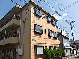 神奈川県川崎市中原区木月大町の賃貸マンションの外観