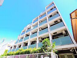 東京都練馬区東大泉2丁目の賃貸マンションの外観