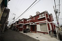 兵庫県尼崎市神崎町の賃貸アパートの外観