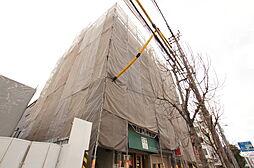 西田辺ハイツ[2階]の外観