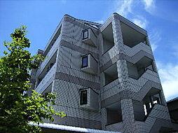 グランドール弐番館[1階]の外観