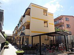 サンライズ加茂壱番館[2階]の外観