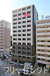 アクタス箱崎ステーションコート[8階]の外観