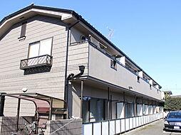 ルミエール学園町[2階]の外観