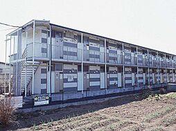 埼玉県さいたま市西区三橋の賃貸アパートの外観