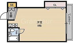 千寿シーク5[2階]の間取り