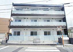 埼玉県さいたま市桜区中島1丁目の賃貸アパートの外観