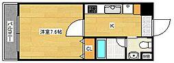 FDS Felice[4階]の間取り