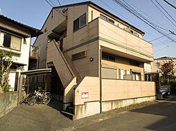 千早駅前コーポ[101号室]の外観