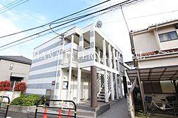 東京都足立区佐野1丁目の賃貸アパートの外観