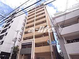 スワンズコート新神戸[8階]の外観