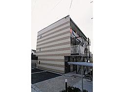 レオパレスフセアジロミナミ[303号室号室]の外観