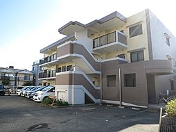 大阪府茨木市西河原2丁目の賃貸マンションの外観