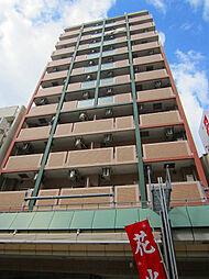 ユーカ心斎橋東[10階]の外観