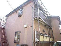 コーポ平井[2階]の外観