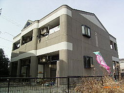 メゾンシルク[1階]の外観
