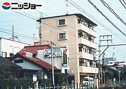 ジュネス瓢箪山[4階]の外観