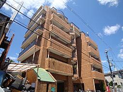 大阪府大阪市東淀川区菅原3丁目の賃貸マンションの外観
