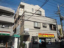 東京都昭島市東町4丁目の賃貸マンションの外観