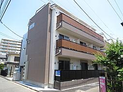 ラビングパレス西武柳沢[203号室]の外観
