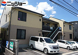 NISHIKI香久山[2階]の外観