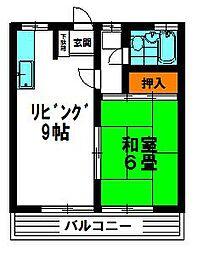 牛久駅 3.4万円