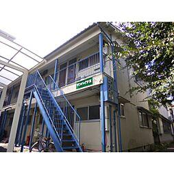 兵庫県神戸市兵庫区熊野町3丁目の賃貸アパートの外観
