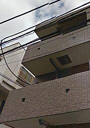 東京都北区志茂2丁目の賃貸マンションの外観